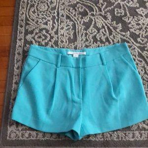 Diane von Furnstenburg shorts